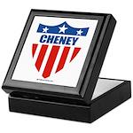 Cheney Keepsake Box