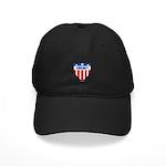 Cheney Black Cap