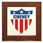 Cheney Framed Tile