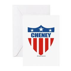Cheney Greeting Cards (Pk of 20)