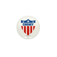 Cheney Mini Button (10 pack)