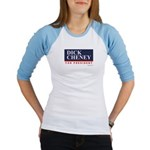 Dick Cheney for President Jr. Raglan