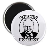Cheney is my homeboy Magnet