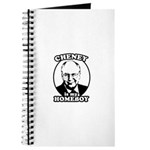 Cheney is my homeboy Journal