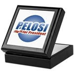 Pelosi for President Keepsake Box