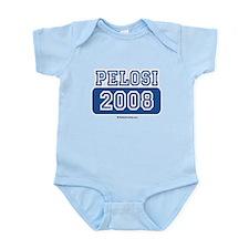 Pelosi 2008 Infant Bodysuit