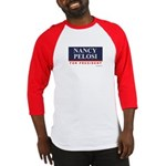 Nancy Pelosi for President Baseball Jersey