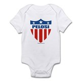 Nancy Pelosi Infant Bodysuit
