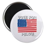Vote for Pelosi Magnet