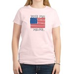 Vote for Pelosi Women's Light T-Shirt