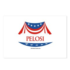 Pelosi Postcards (Package of 8)