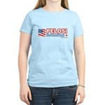 Pelosi for President Women's Light T-Shirt