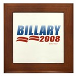 Billary 2008 Framed Tile