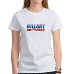 Billary 2008 Women's T-Shirt
