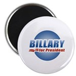 Billary for President Magnet