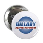 Billary for President Button