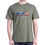 Billary for President Dark T-Shirt