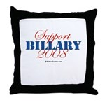 2008 Election Candidates Throw Pillow