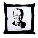 Joe Biden Face Throw Pillow