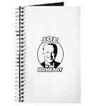 Joe is my homeboy Journal