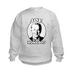 Joe is my homeboy Kids Sweatshirt