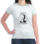 Joe is my homeboy Jr. Ringer T-Shirt