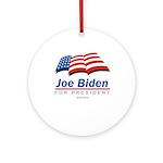 Joe Biden for President Ornament (Round)