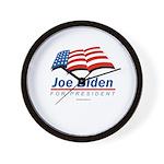 Joe Biden for President Wall Clock