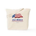 Joe Biden for President Tote Bag