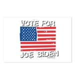 Vote for Joe Biden Postcards (Package of 8)