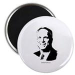 John McCain Face Magnet