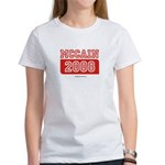 MCCAIN 2008 Women's T-Shirt