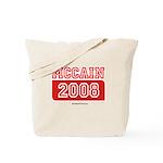 MCCAIN 2008 Tote Bag
