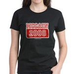 MCCAIN 2008 Women's Dark T-Shirt