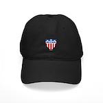 MCCAIN Black Cap