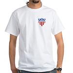 MCCAIN White T-Shirt