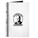 McCain is my homeboy Journal