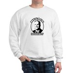 McCain is my homeboy Sweatshirt