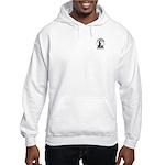 Al Gore is my homeboy Hooded Sweatshirt