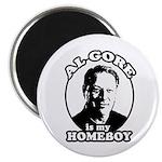 Al Gore is my homeboy Magnet