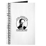 Al Gore is my homeboy Journal