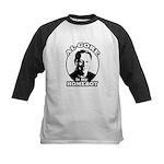 Al Gore is my homeboy Kids Baseball Jersey