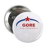 Gore for President Button