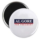 Al Gore for President Magnet