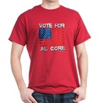 Vote for Al Gore Dark T-Shirt