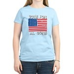 Vote for Al Gore Women's Light T-Shirt