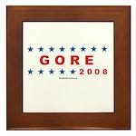 Gore 2008 Framed Tile