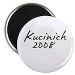 Kucinich Autograph Magnet