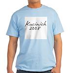Kucinich Autograph Light T-Shirt