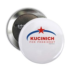 "Kucinich for President 2.25"" Button (10 pack)"